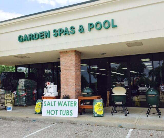 Garden Spas and Pool Germantown TN