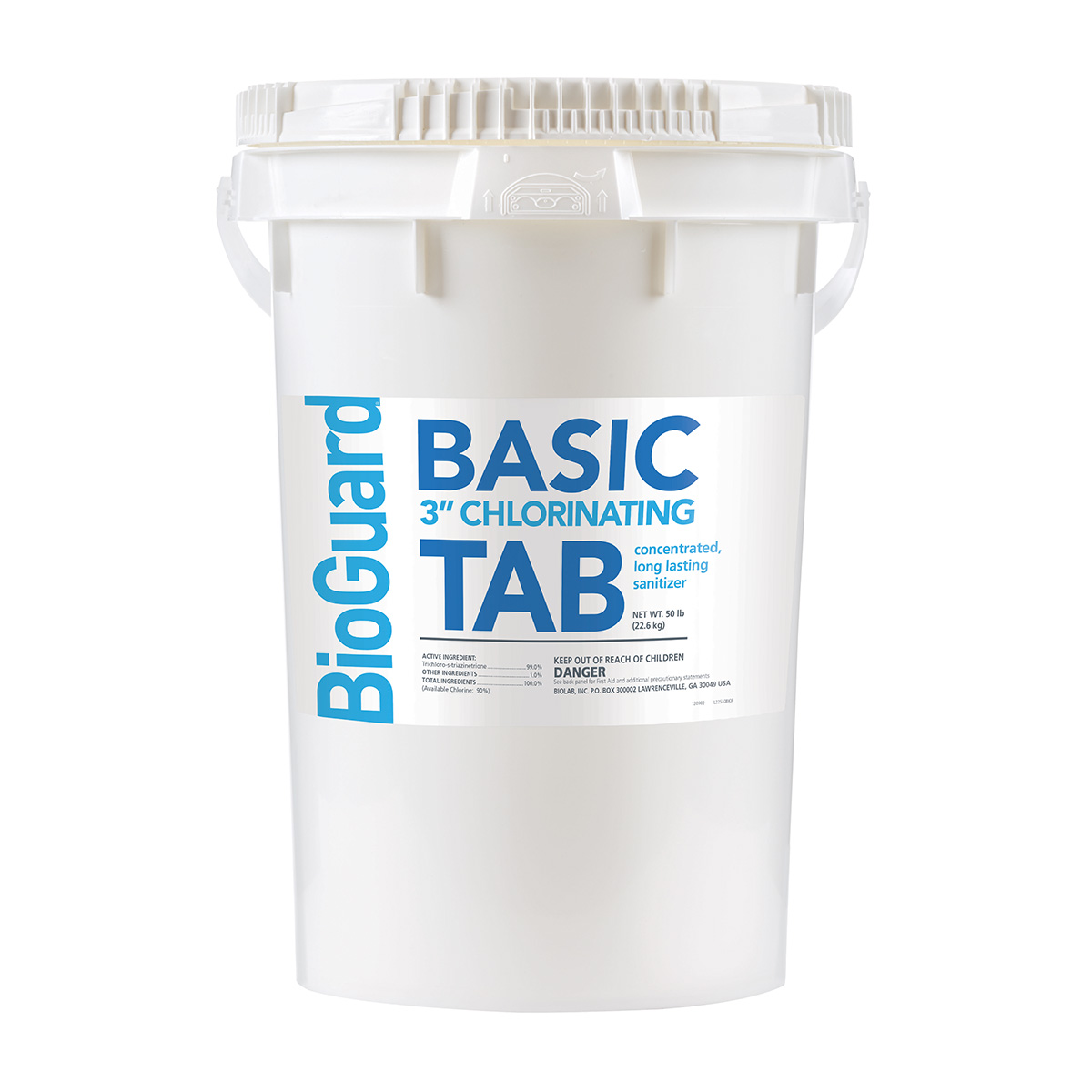 Bioguard basic tabs garden spas pool for Garden spas pool germantown tn