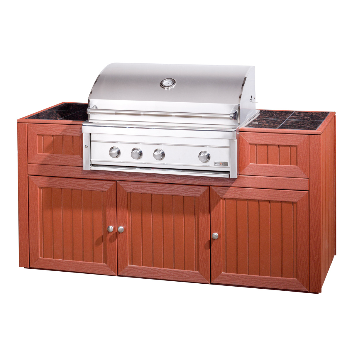 Grill cabinet odk900 garden spas pool for Garden spas pool germantown tn